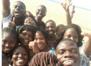 Photo des étudiants de l'Institut de Leadership