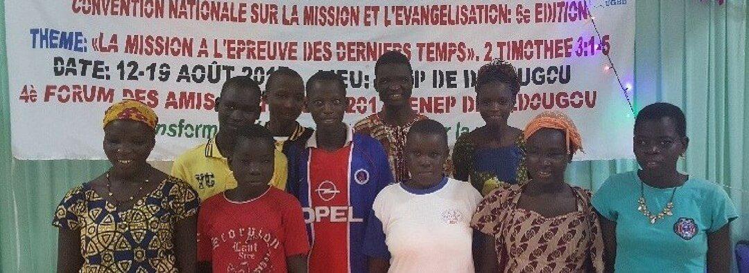 Missionnaires dans les derniers temps