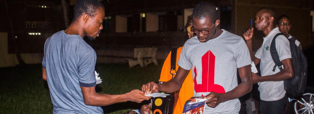 Save Campus, missionnaire sur le campus