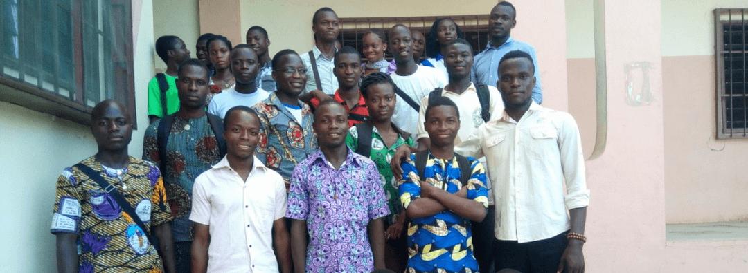 155 convertis à Christ à l'université de Parakou!