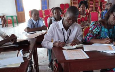 Assemblée provinciale du GBU Nord Kivu 2018