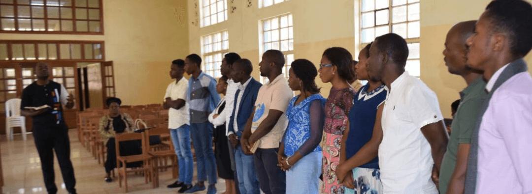 Installation de nouveaux conseils du GBU Sud-Kivu