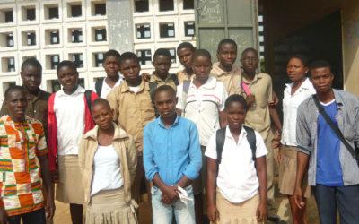 Des étudiants s'impliquent dans l'encadrement des élèves