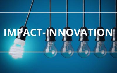 Innover pour impacter davantage