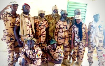 DÉFRICHEZ DE NOUVEAUX CHAMPS : Un campus militaire atteint !