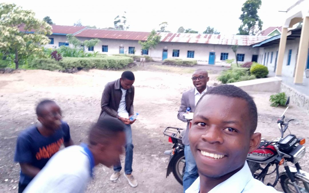 Comment j'ai rencontré le GBU RDC ?