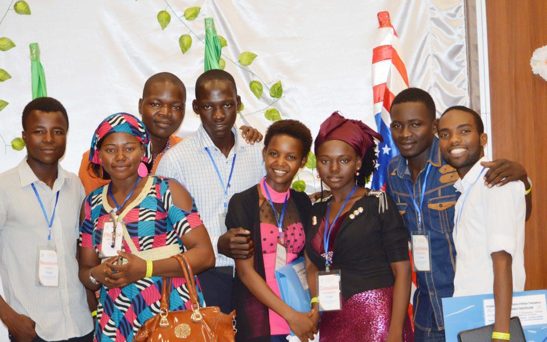 Etudiants en route pour la Panaf 2019