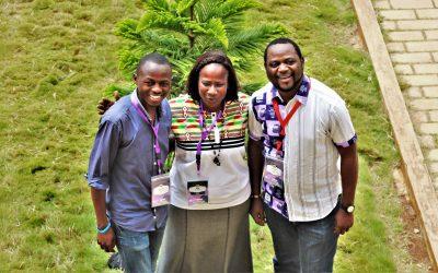 Jérémie très marqué par la 5e Panafricaine
