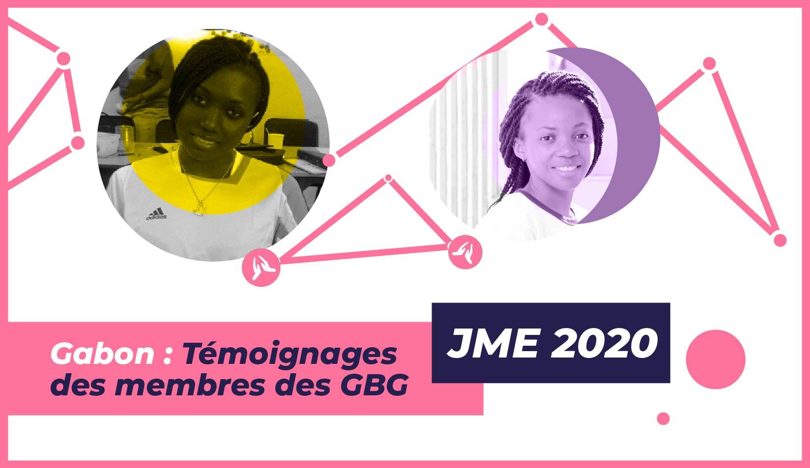 JME 2020 : Témoignages des membres des GBG