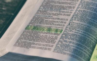 Fidélité aux Ecritures et partenariat