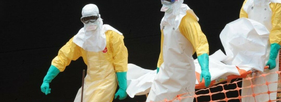 Dieu préserve le GBU d'Ebola