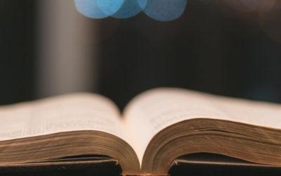 Rencontre personnelle avec Dieu dans les Écritures