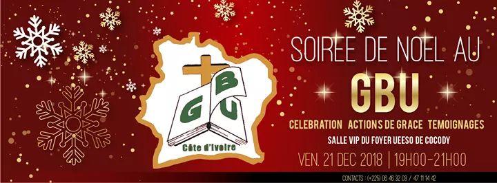 Noël au GBU 2018