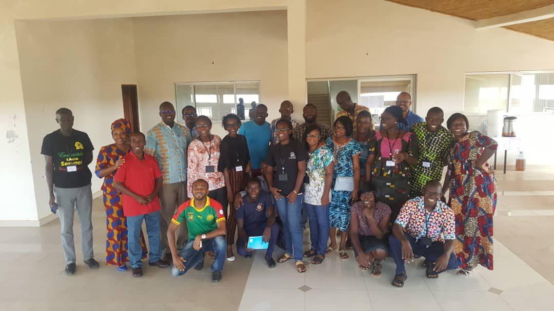Mobilisation des Amis du GBUS du Sénégal