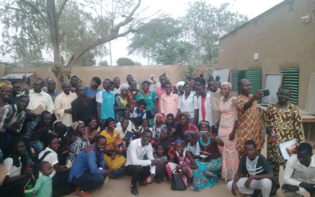 62 ans de ministère au Tchad