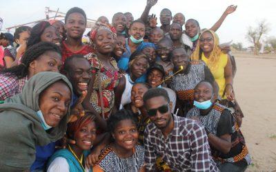 Jeunesse Camerounaise en mouvement