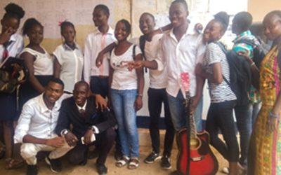 Missionnaires sur le campus
