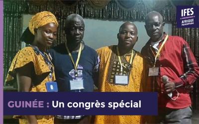 Un congrès spécial